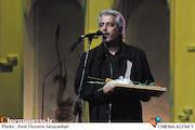 احمدرضا درویش در اختتامیه نهمین جشنواره فیلم کوتاه دینی رویش