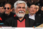 حسین پاکدل در اختتامیه دوازدهمین جشن تصویر سال