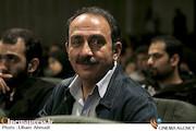 ابوالفضل جلیلی در مراسم افتتاحیه جشنواره فیلم سماء