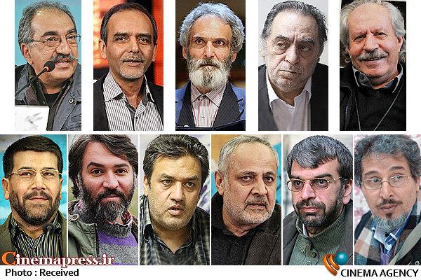 الماسی-پورهاجریان-زاهدی-سجادی-منصوری-فیوضی-توکلی-بهمنی-علی اکبری-اسلام لو-توحید پرست
