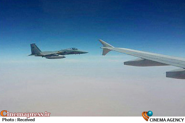 تهدید هواپیمای امداد ایرانی توسط سعودی ها