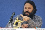 کوروش زارعی در نشست خبری دهمین جشنواره سراسری تئاتر رضوی