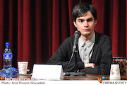 امین مختاری در نشست خبری دوازدهمین جشنواره فیلم کوتاه دانشجویی نهال