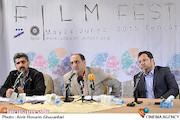 نشست خبری پنجمین جشنواره بین المللی فیلم شهر