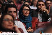 مرجان اشرفی زاده در اختتامیه پنجمین جشنواره بینالمللی فیلم شهر