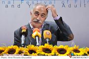 علیرضا شجاع نوری در نشست خبری بیست و نهمین جشنواره بینالمللی فیلمهای کودکان و نوجوانان