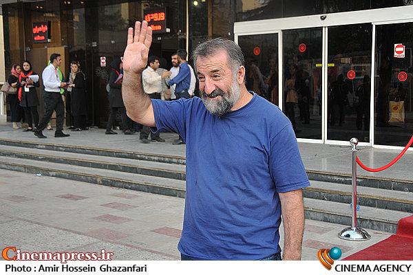 مهران رجبی در پانزدهمین جشن حافظ