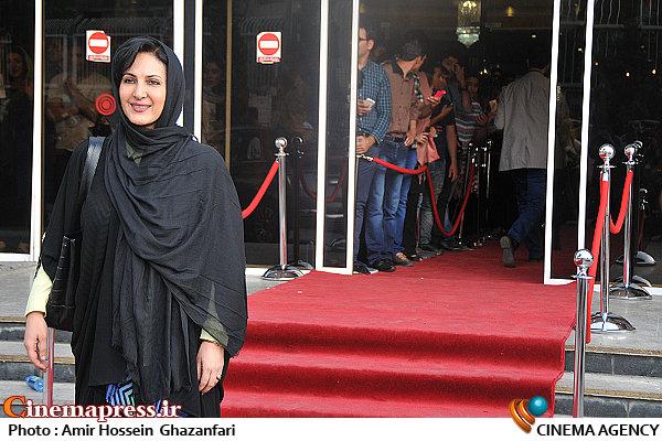 فاطمه گودرزی در پانزدهمین جشن حافظ