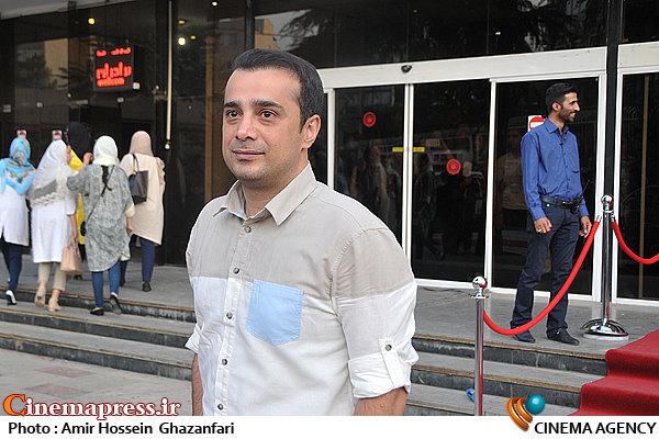 سپند امیرسلیمانی در پانزدهمین جشن حافظ