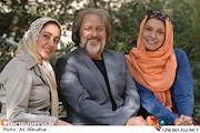 الیکا عبدالرزاقی، امین تارخ و بهاره کیان افشار در سریال گاهی به پشت سر نگاه کن