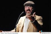 سخنرانی فرج الله سلحشور در اختتامیه جشنواره قلم زرین