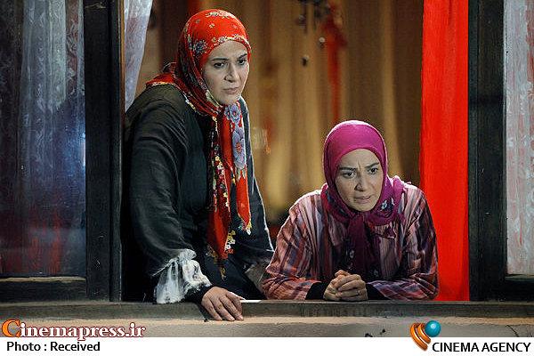 فهیمه نصرتی و ریما رامین فر در سریال پایتخت۴