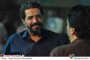 احمد کاوری در ضیافت افطار انجمن سینمای انقلاب و دفاع مقدس