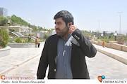 امیر نوری در پشت صحنه فیلم سینمایی« رسوایی۲»