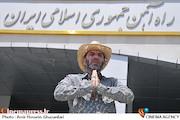 مسعود ده نمکی در پشت صحنه فیلم سینمایی« رسوایی۲»