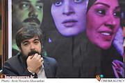 حامد عنقا در نشست خبری سریال «تنهایی لیلا»