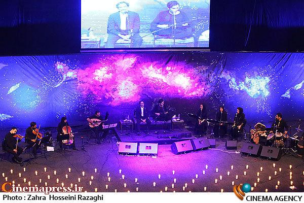 كنسرت « ناگفته » با اجرای حافظ و شهرام ناظری
