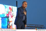 حسین مسافر آستانه در افتتاحیه سومین جشنواره فیلمهای ویدئویی«یاس»