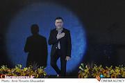 حجت اله ایوبی در افتتاحیه سومین جشنواره فیلمهای ویدئویی«یاس»