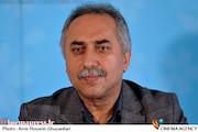 حسین مسافر آستانه در نشست خبری سومین جشنواره فیلم ویدئویی«یاس»