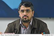 حامد جعفری در نشست خبری عوامل انیمیشن سینمایی شاهزاده روم