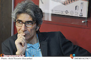 رضا مقصودی در نشست خبری باشگاه فیلمنامه نویسان خانه سینما