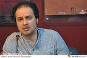 سیدسعید رحمانی در نشست خبری باشگاه فیلمنامه نویسان خانه سینما