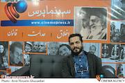 عباس غزالی در بیست و یکمین نمایشگاه مطبوعات