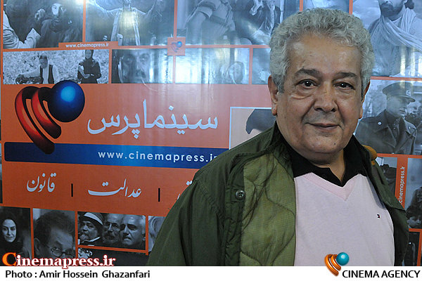رضا فیاضی در بیست و یکمین نمایشگاه مطبوعات