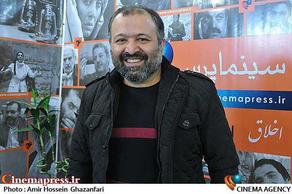 علی صالحی در بیست و یکمین نمایشگاه مطبوعات