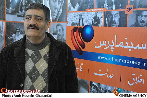 عباس رافعی در بیست و یکمین نمایشگاه مطبوعات