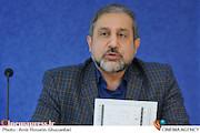 حسین پارسایی در نشست خبری پانزدهمین جشنواره تئاتر مقاومت