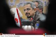 جواد رضویان در نشست خبری دومین جشنواره گزارش یک نگرانی