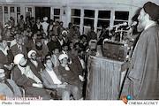 سخنرانی شهید بهشتی در جمع اعضای حزب جمهوری