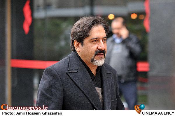حسام الدین سراج در آیین رونمایی سیویکمین جشنواره موسیقی فجر
