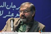محمدحسین نیرومند در نشست خبری چهاردهمین جشنواره فیلم مقاومت