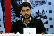 سید رسول منفرد در نشست خبری ششمین جشنواره مردمی فیلم عمار