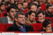 جواد اردکانی در افتتاحیه ششمین دوره جشنواره مردمی فیلم عمار