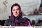 مهتاب کرامتی در نشست خبری سیوچهارمین جشنواره فیلم فجر