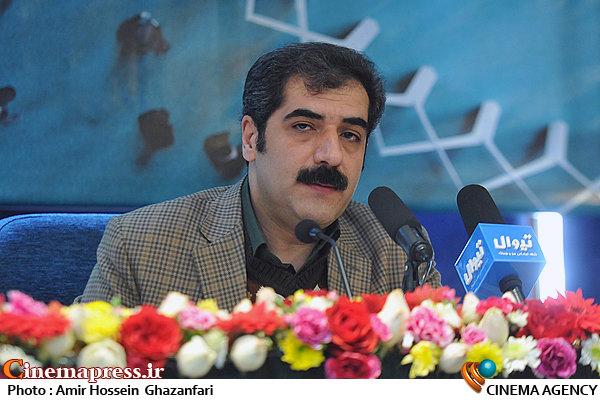 سعید اسدی در نشست خبری سیوچهارمین جشنواره تئاتر فجر
