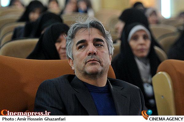 مهدی فرجی در کنگره شهدای فیلم و سینما