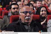 علیرضا داود نژاد در آیین اختتامیه کنگره ملی ۲۰۰۰ شهید هنرمند