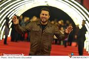 محسن کیایی در اولین روز سی و چهارمین جشنواره فیلم فجر