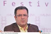محمود گبرلو در نشست خبری فیلم سینمایی«گیتا»