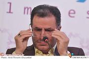 محمود گبرلو در نشست خبری فیلم سینمایی«نقطه کور»