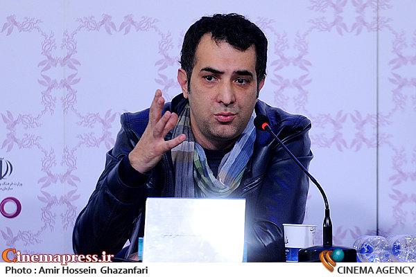 هاتف علیمردانی در نشست خبری فیلم سینمایی«هفت ماهگی»