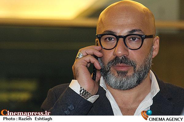 امیر آقایی در پنجمین روز سیوچهارمین جشنواره فیلم فجر