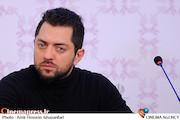 بهرام رادان در نشست خبری فیلم سینمایی«بارکد»