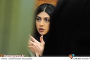 آزاده صمدی در هشتمین روز سیوچهارمین جشنواره فیلم فجر