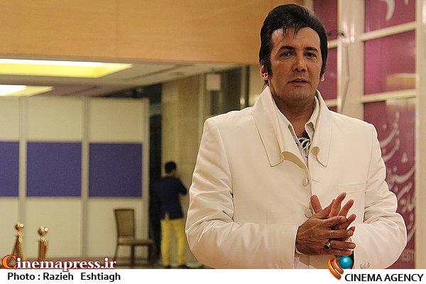 حسام نواب صفوی در دهمین روز سیوچهارمین جشنواره فیلم فجر